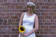 Flower crown headband for the bride, bridesmaids or flower girl. Wedding accessories  Choose your colors!  Kerry Ann Stokes