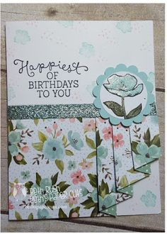 Beth's Paper Cuts: Pleated Skirt Fold card