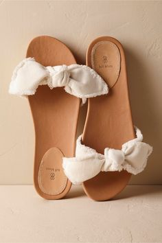 BHLDN's Carmena Slides in Ivory