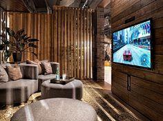 Hugo Boss Visual Merchandising - Chelsea showroom - fabricated and installed by Geoff Howell Studio