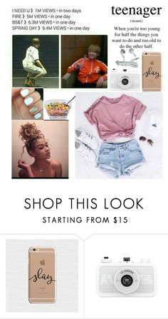 """""""Making It Real"""" by kookieforever97 ❤ liked on Polyvore featuring adidas"""