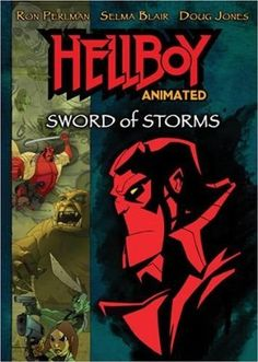 Movie: Hellboy Animated: Sword of Storms - watch it for free!
