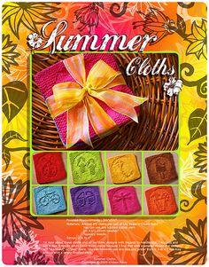 Ravelry: Summer Cloths pattern by Kris Knits Dishcloth Knitting Patterns, Crochet Dishcloths, Loom Knitting, Knit Patterns, Clothing Patterns, Crochet Kitchen, Summer Knitting, Pattern Library, Homemade Crafts