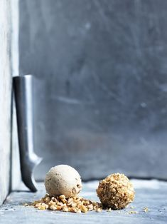 Hazelnut and caramel