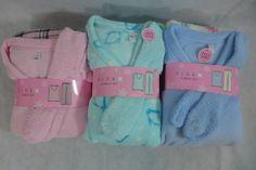 Womens Pajamas 3 Piece Fleece w/Socks Pink K Small -3X Plaids Flakes Penguin New #PINKK #PajamaSets