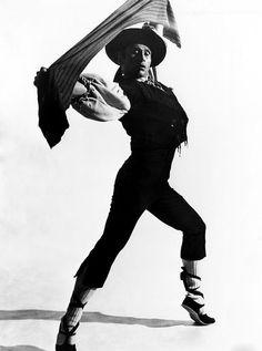 Jose Limon 1908-1972, Modern Dancer