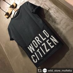 News in store! #worldcitizen #lowbrand #tshirt #news #fashion #nofashion #boy #man #style #black #lappartamento #rimini #riminishop #conceptstore #viasoardi15 by l_appartamento
