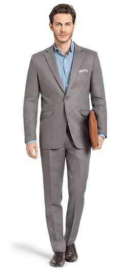 Grey linen Suit: http://www.tailor4less.com/en-us/men/suits/3164-grey-linen-suit