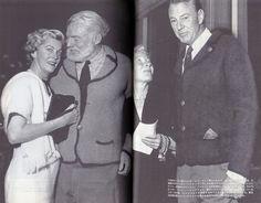 Hemingway & Close friend Gary Cooper and pair look (casual jacket)  American Casual Fashin / Hemingway Style ヘミングウェイの愛用品/ファッション・アメリカンカジュアル篇 〜親友ゲイリー・クーパーとペアルック(カジュアルジャケット)〜