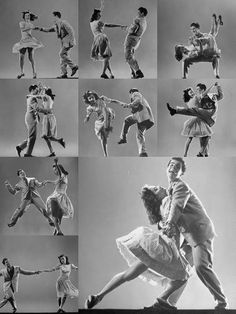 50's rockabilly dance