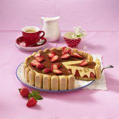 Unser beliebtes Rezept für Erdbeer-Tiramisu-Torte und mehr als 55.000 weitere kostenlose Rezepte auf LECKER.de.