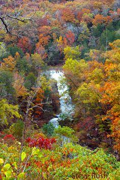 Marble Falls, Arkansas #AETN #BeMore