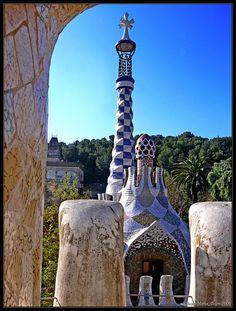Gaudí - Parc Güell - Detall