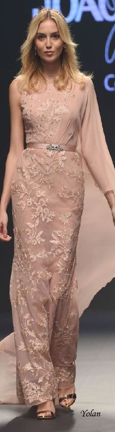 Spring 2018 RTW Joao Rolo Fashion 2018, Pink Fashion, Fashion Spring, Coral, Fashion Forward, Glamour, Fancy, Couture, Formal Dresses