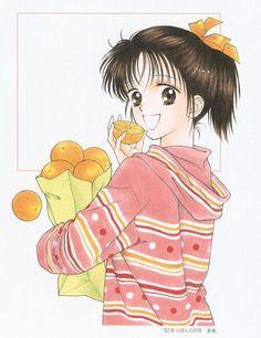 Miki Koishikawa, protagonista de Marmalade Boy, un manga de Wataru Yoshizumi.