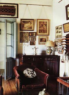Photo Ricardo Labougle, World of Interiors