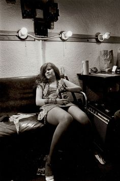 Southern Comfort - Janis Joplin by Jim Marshall, 1968