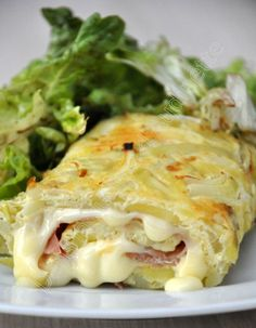 Omelette Roulée, Cabbage, Chicken, Meat, Vegetables, Food, Eggplants, Easy Cooking, Eten