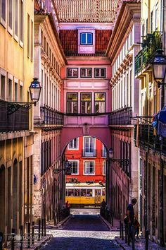 If you are thinking about learning Portuguese then you probably have a reason behind it. Maybe you plan to travel to either Portugal or Brazil, perhaps you have friends or family members you are keen to converse with in their mother t Visit Portugal, Portugal Travel, Spain And Portugal, Places Around The World, The Places Youll Go, Places To Visit, Around The Worlds, Learn Brazilian Portuguese, Voyage Europe
