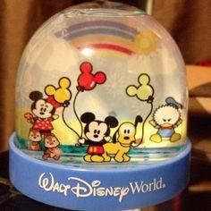 Very Cute Disney Snow Globe