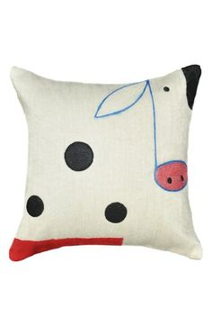 AMITY HOME 'Cow' Accent Pillow available at #Nordstrom Sale: $31.90 After Sale: $49.00 	Item #632288
