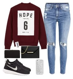 """""""Untitled #36"""" by whatistaylor ❤ liked on Polyvore featuring H&M, Studio Concrete, NIKE, MICHAEL Michael Kors, Urban Expressions, casual, Sweatshirt, nike, WhatToWear and blackfriday"""