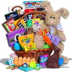 Easter gift basket easter baskets delivered wolfermans easter gift basket easter baskets delivered wolfermans easter treats pinterest easter gift baskets delicious chocolate cake and easter negle Image collections