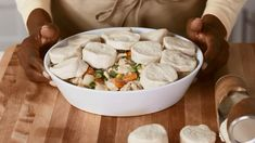 Chicken pot pie can be simple -- we promise! Turn this chicken dinner into a weeknight staple with our quick tutorial on chicken pot pie crusts.