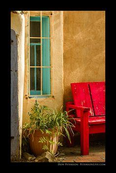 Old Town, Albuquerque, New Mexico, Still Life