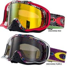 51090d08500 Oakley - Crowbar Troy Lee Designs Signature Series Goggle