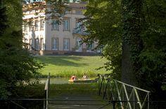 ღღ Aschaffenburg, Park und Schloss Schönbusch