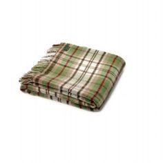 Tweedmill Rural Cottage Check Throw . . Sold by TartanPlusTweed.com A family owned kilt and gift shop in the Scottish Borders