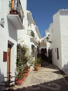 Frigiliana, Malaga (Andalusia, Spain)
