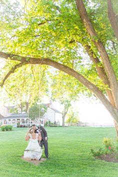Rope swing at Walker's Overlook. Gorgeous Wedding. Maryland Wedding Photographer. AmaZinn Photography. www.AmaZinnPhotography.com Rope Swing, Maryland, Lily Pulitzer, Wedding Photos, Portraits, Bride, Photography, Marriage Pictures, Wedding Bride