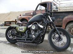Nightster to bobber/board tracker/Cafe Racer I Don't Know! Harley Nightster, Harley Davidson Sportster, Harley Davidson Forum, Iron 883, Best Classic Cars, Custom Harleys, New Tricks, Cool Bikes, Hot Wheels