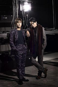 三代目J Soul Brothersがヒット中の「C.O.S.M.O.S.〜秋桜〜」に託す思いと注目の秋冬ファッションについて語る