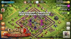 Download Clash of Clans Mod apk hack v.8.709.25 Update No-ROOT or crack/cheat needed,100% Working!!.Latest COC apk mod hack unlimited gems 2017.