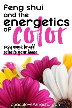 Learn the energetics and meanings of different colors and how to easily apply th. - Learn the energetics and meanings of different colors and how to easily apply them to your home wit - Feng Shui Desk, Feng Shui Home Office, Feng Shui Art, Feng Shui Cures, Feng Shui Energy, Feng Shui House, Feng Shui Guide, Feng Shui Colours, How To Feng Shui Your Home