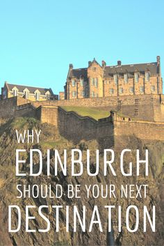 Get lost in Edinburgh's enchantment, mystery, and tradition and find inspiration to start planning your next trip to this underrated destination! http://www.littlethingstravel.com