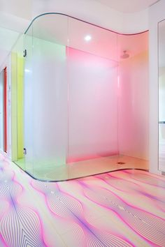 An amazing shower which will make me feel like I'm in space! #shower #home #colours