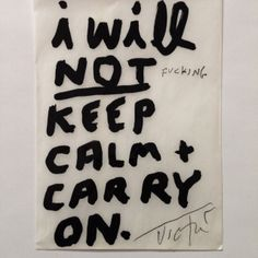 I will fight. #jamesvictore #acreativelife