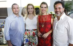 Fábio Mascarenhas, Adriana Machado, Raquel Guimarães, Marco Antonio Lage