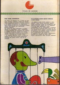 elsa-isabel-bornemann-un-elefante-ocupay-otros-cuentos-17413-MLA20138240029_082014-F.jpg (615×883)