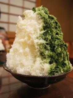 Kakigori Ice かき氷