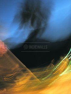 Palm Heat Photo Art by Lollie Ortiz