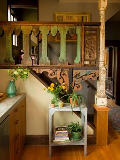 A Century-Old Kitchen Comes to Life | Kitchen Designs - Choose Kitchen Layouts & Remodeling Materials | HGTV