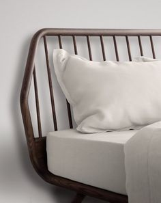 TRAMA Double #bed by @piancaliving