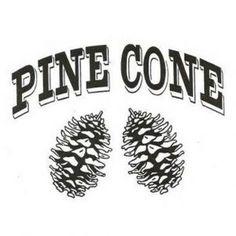 pine cone designs - Google Search