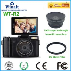 79.99$  Buy here  - MAX 24MP Dslr similar digital camera with 3.0'' TFT display and changeable lens camera free shipping