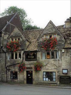 the bridge tea room Bradford, Avon, Bridge, Tea, House Styles, Travel, Home Decor, Viajes, Decoration Home